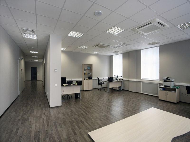 ремонт офиса под ключ в Екатеринбурге